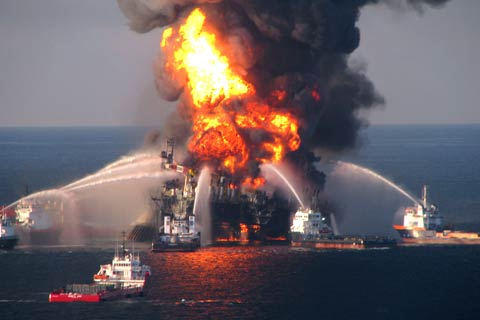 The BP catastrophe/Commons