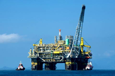 Offshore oil wells - Commons